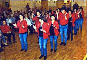 "Linedance Gruppe ""Lonesome Rider"""